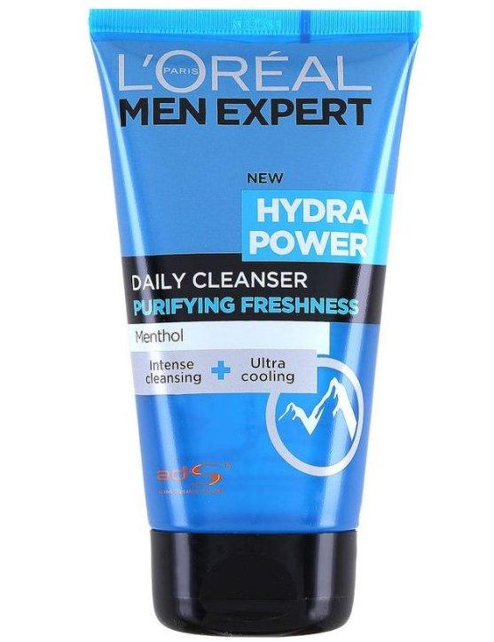 Image of   Loréal - Men Expert Hydra Power Rensegel 150 Ml