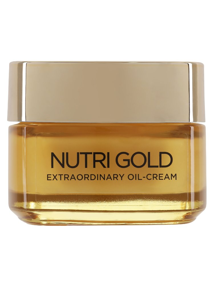 Image of   Loreal Nutri Gold Extraordinary Oil Cream - 50 Ml.