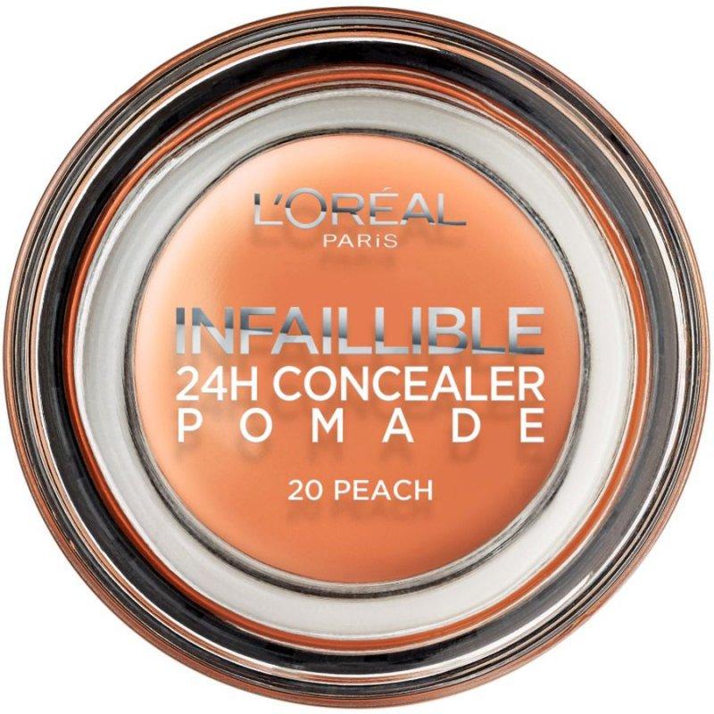 Image of   Loréal Paris Infallible Concealer Pomade - Peach