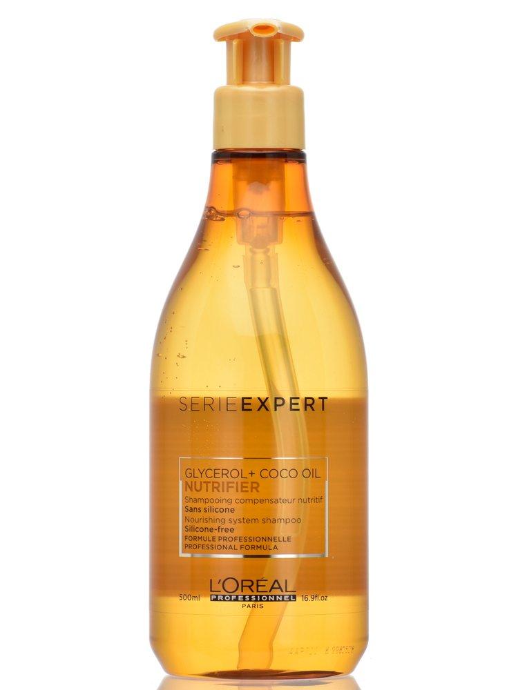 Image of   Loréal Professionnel Shampoo - Serie Expert - Nutrifier 500 Ml
