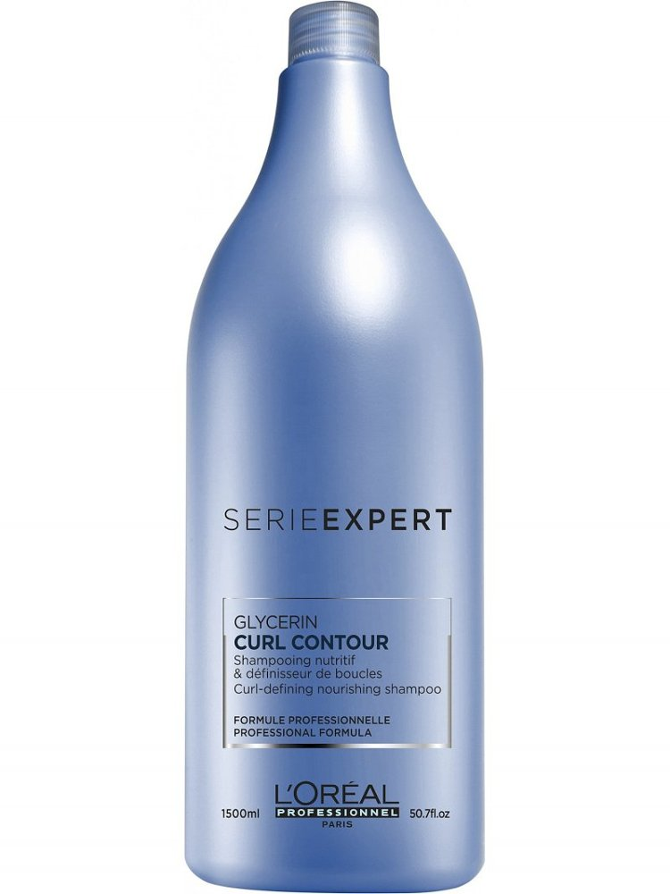 Image of   Loreal Serie Expert Curl Contour Shampoo - 1500 Ml.