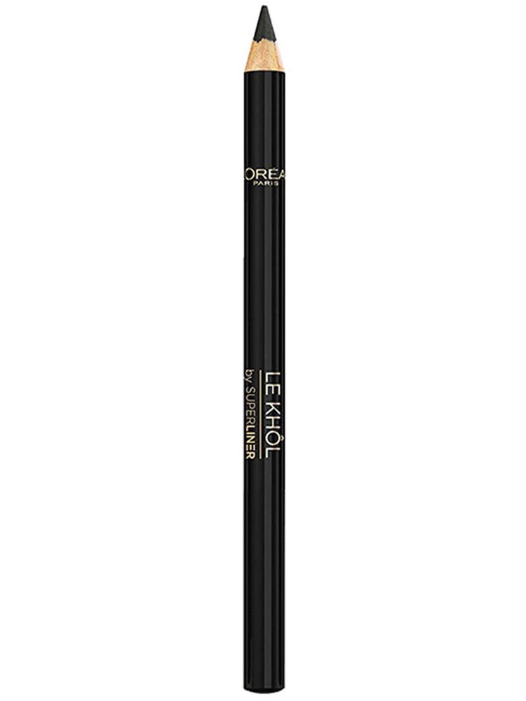 Loreal Paris Superliner Le Khol Eyeliner - 101 Midnight Black
