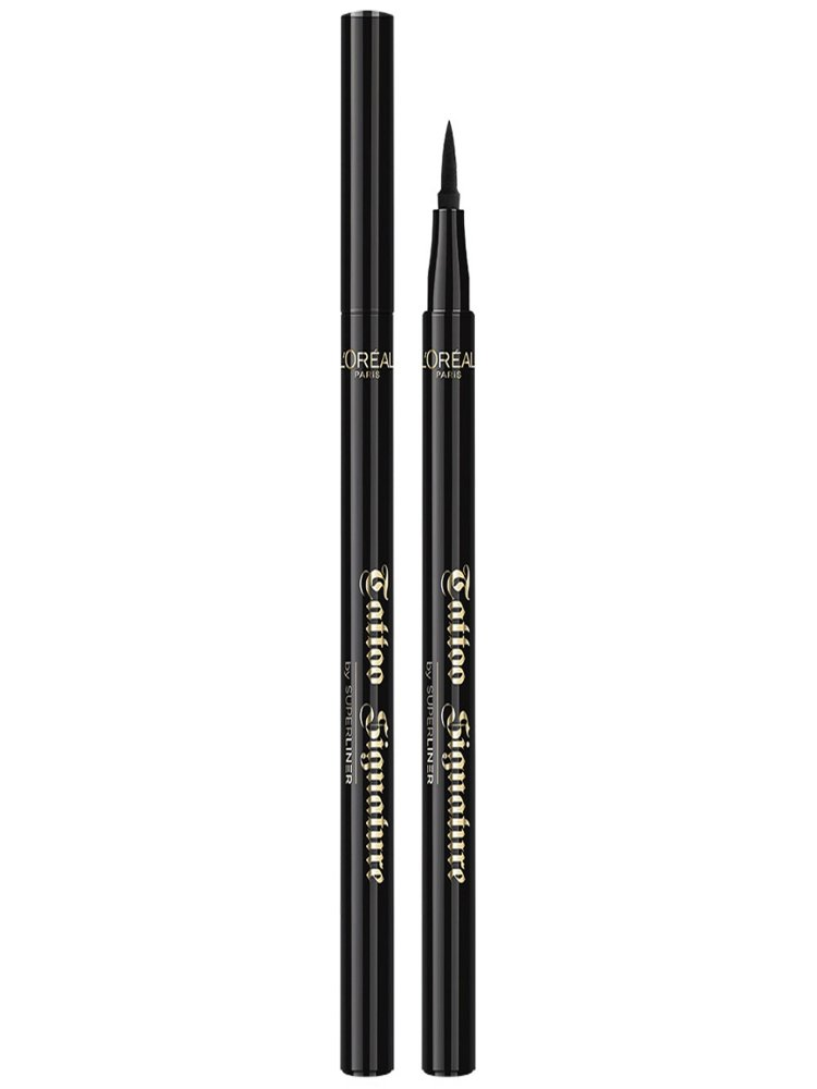 Loreal Eyeliner - Superliner Tattoo Signature - Sort
