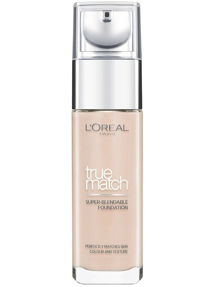 Image of   Loreal True Match Foundation - 1.r/1.c Rose Ivory