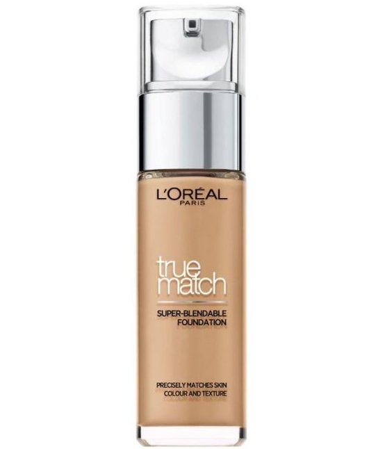 Loréal True Match Foundation - 6.n Miel/honey