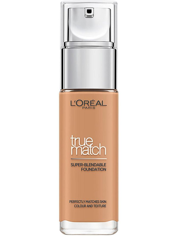Image of   Loreal True Match Foundation - 7.d/7.w Golden Amber