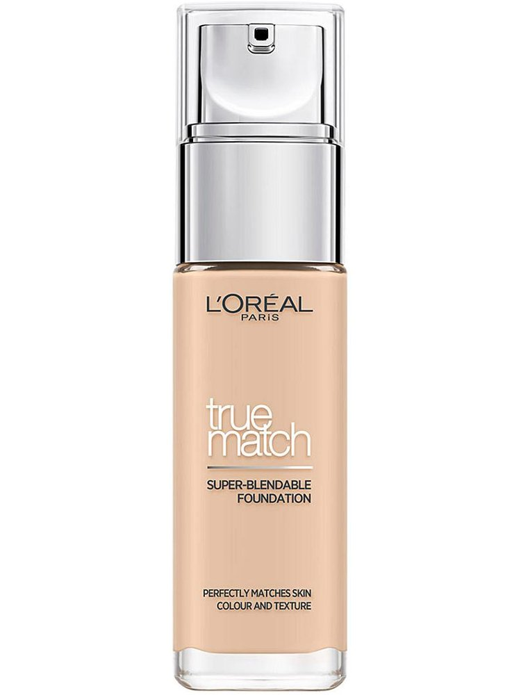 Image of   Loreal True Match Foundation - 1.n Ivory