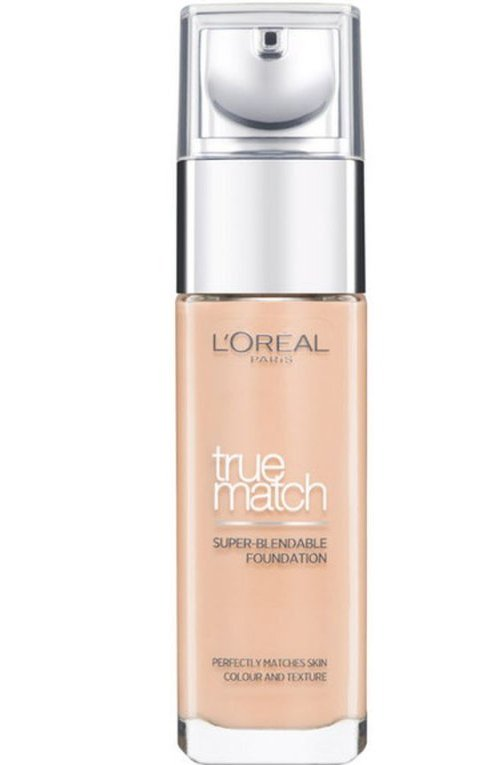 Image of   Loreal True Match Foundation - 5.r/5.c Sand Rose