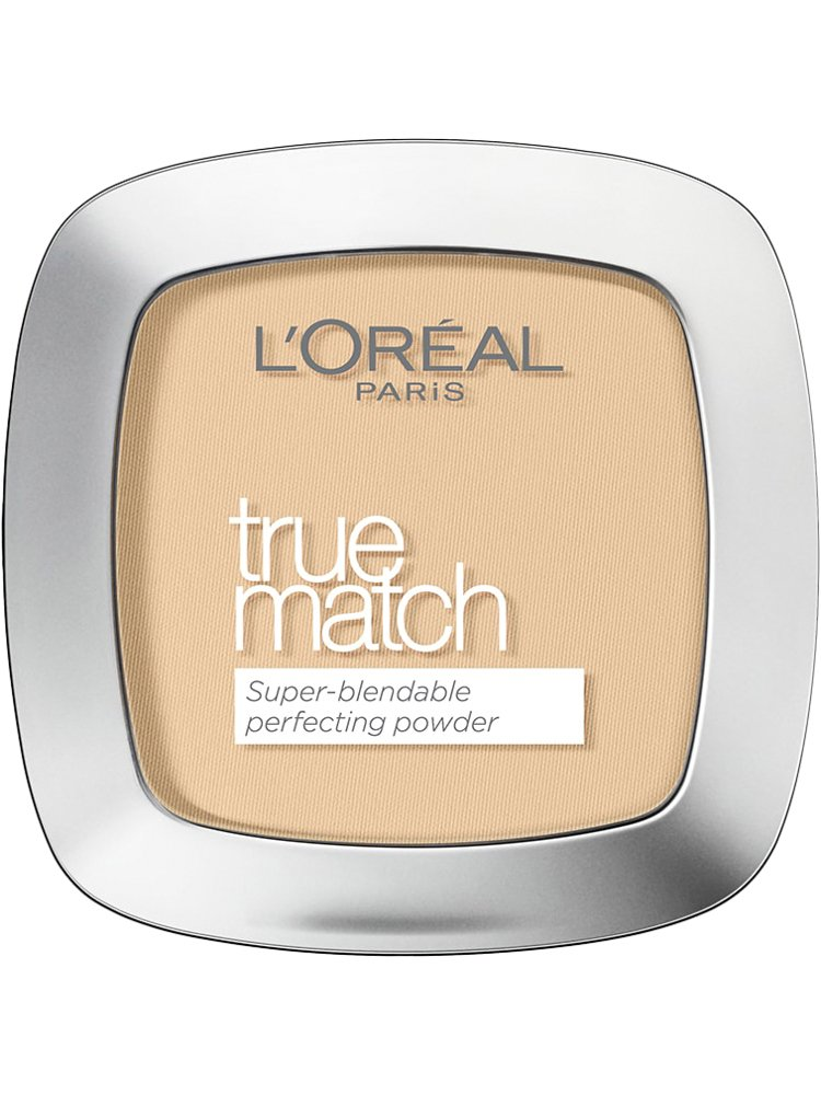 Loréal - True Match Powder - 1w Golden Ivory