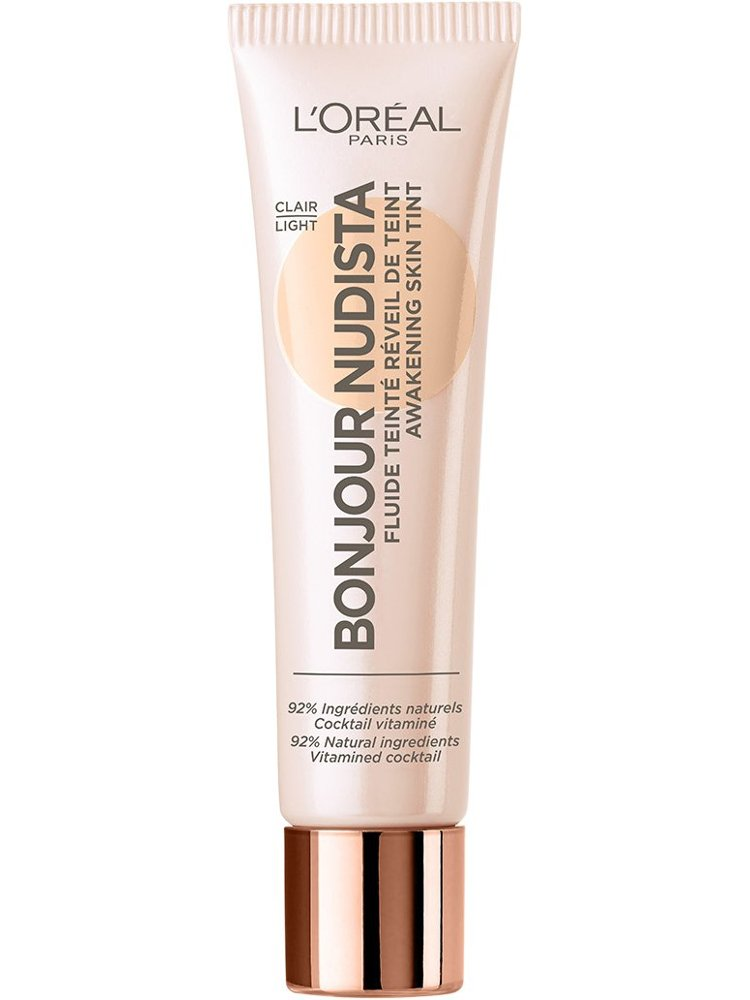 Loreal Paris Bonjour Nudista Bb Cream - 01 Clair / Fair