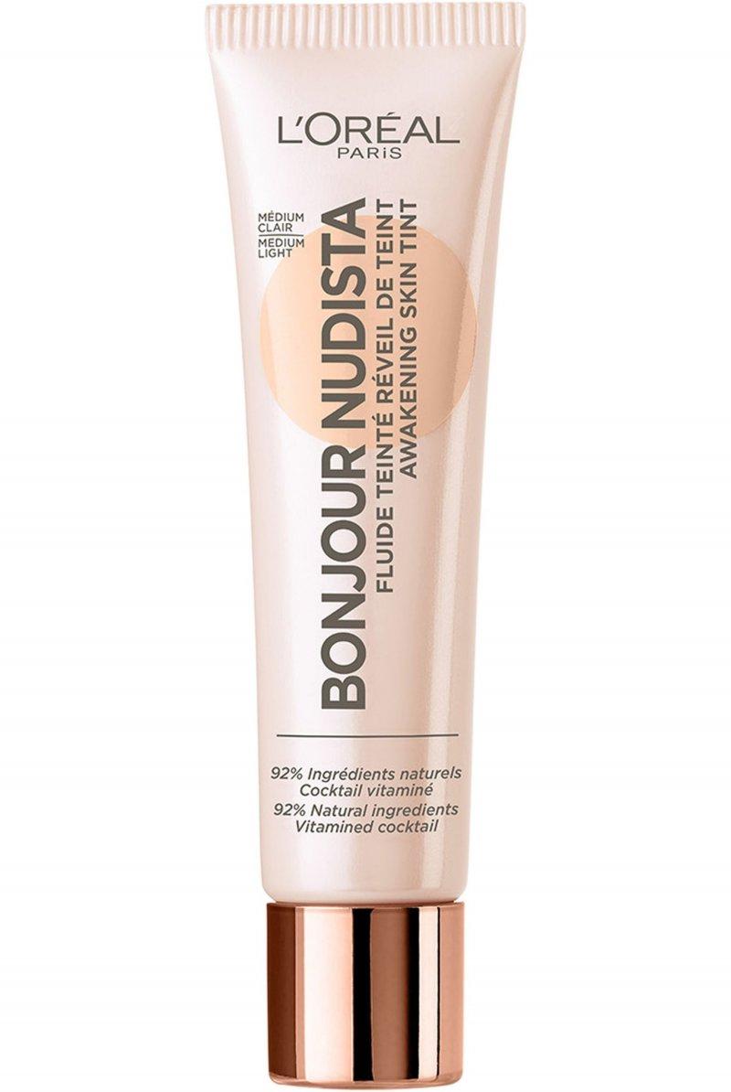 Loreal Paris Bonjour Nudista Bb Cream - 02 Medium Clair / Light