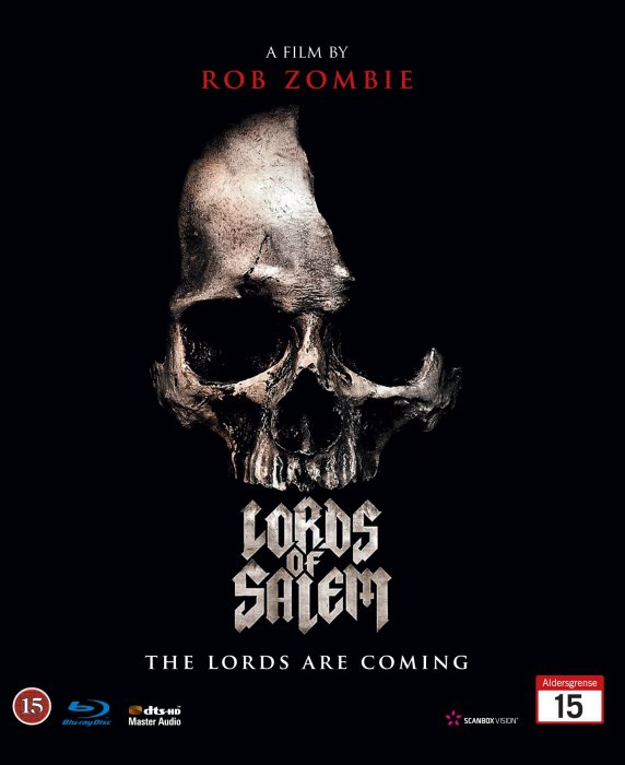 Image of   Lords Of Salem - Blu-Ray