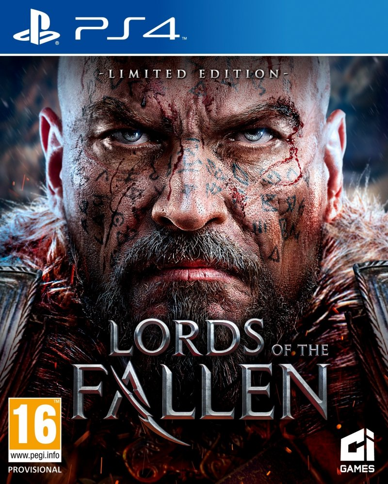 Image of   Lords Of The Fallen - Limited Edition - PS4