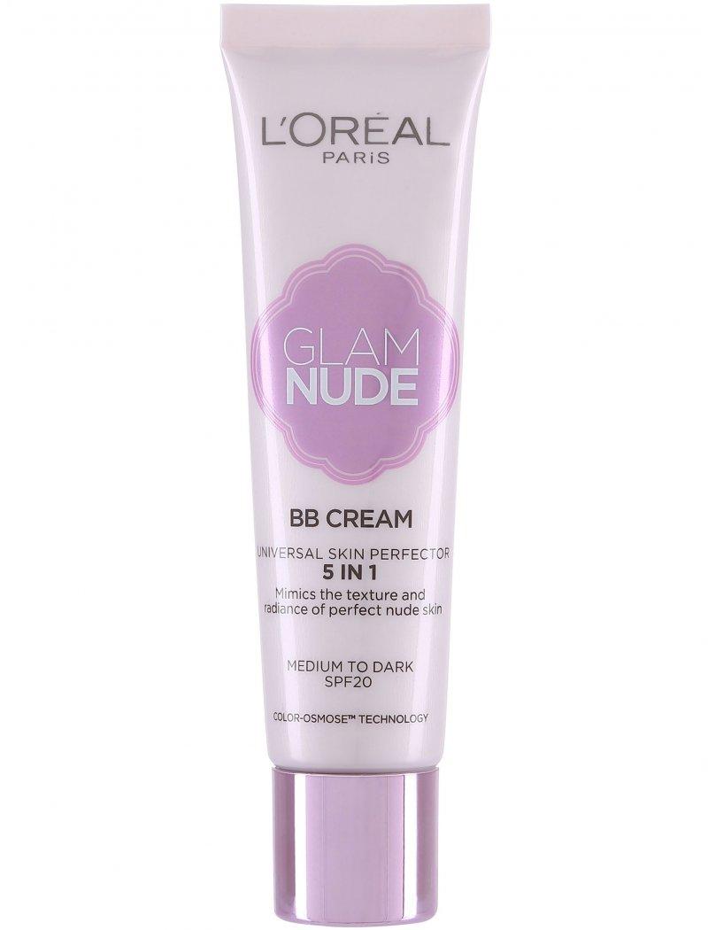 Image of   Loreal Bb Cream Glam Nude - Medium