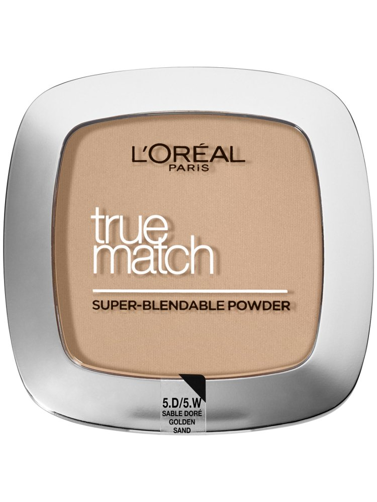 Loreal Pudder - True Match - Fv 5 Golden Sand