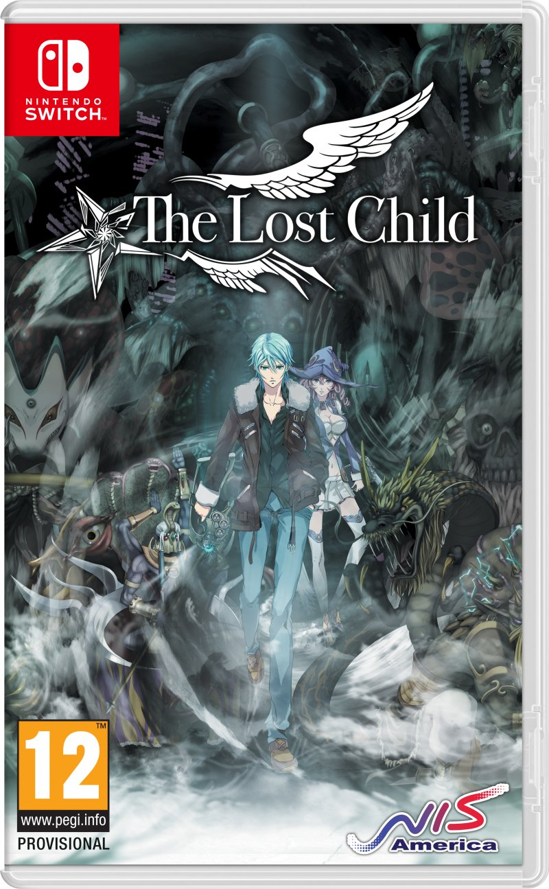 Image of   Lost Child - Nintendo Switch
