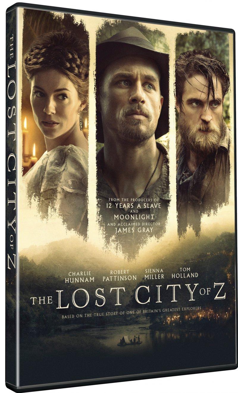 Lost City Of Z DVD Film → Køb billigt her