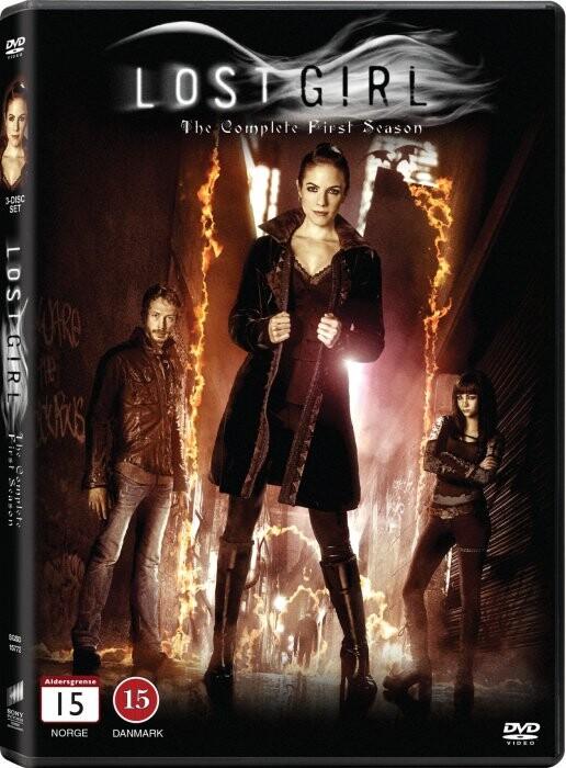 Lost Girl - Sæson 1 - DVD - Tv-serie