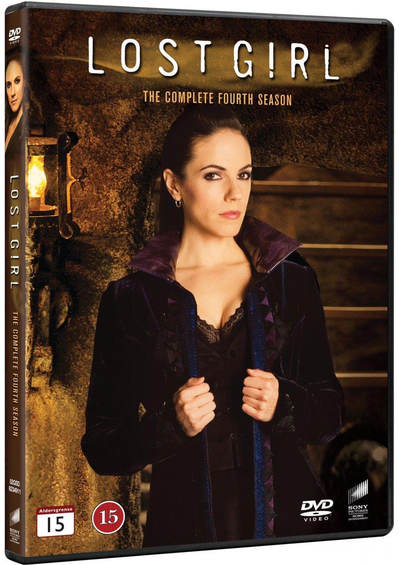 Lost Girl - Sæson 4 - DVD - Tv-serie