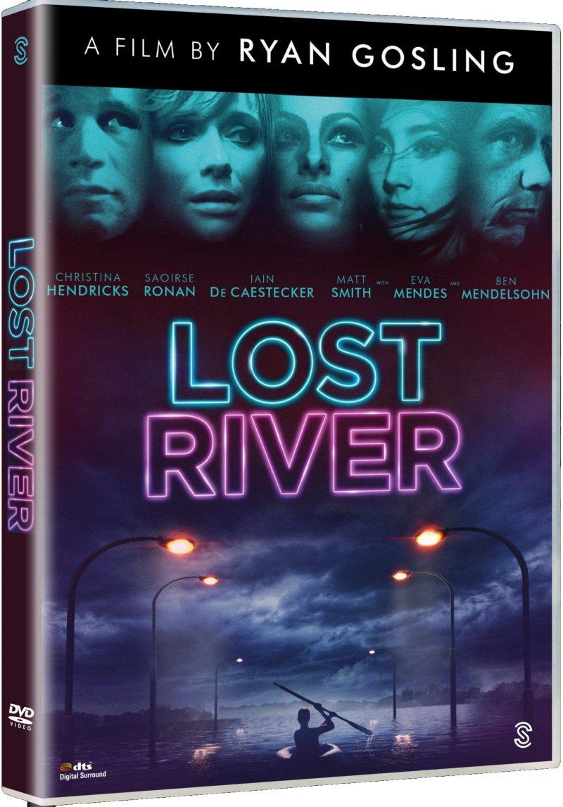 Billede af Lost River - DVD - Film