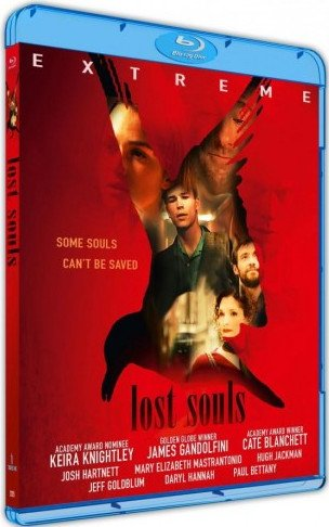 Image of   Lost Souls - Blu-Ray