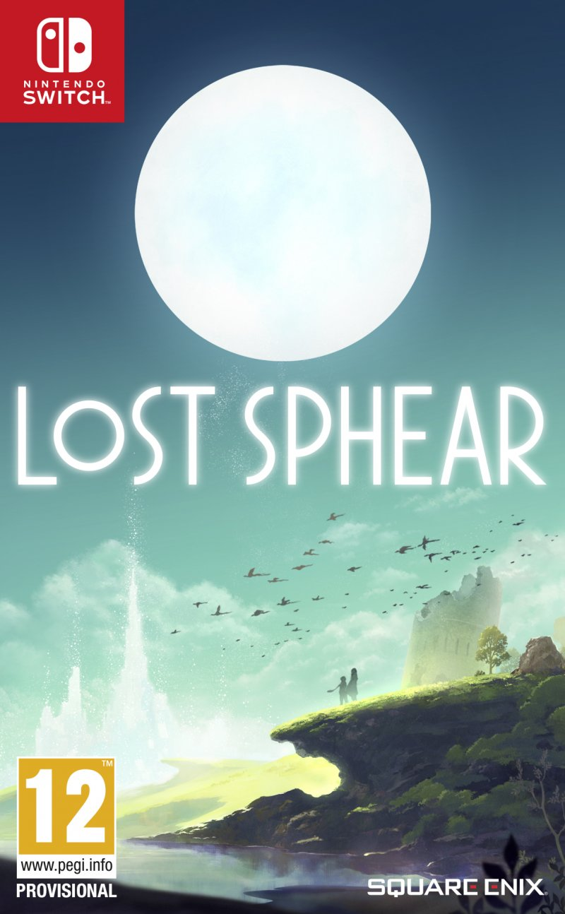 Image of   Lost Sphear - Nintendo Switch