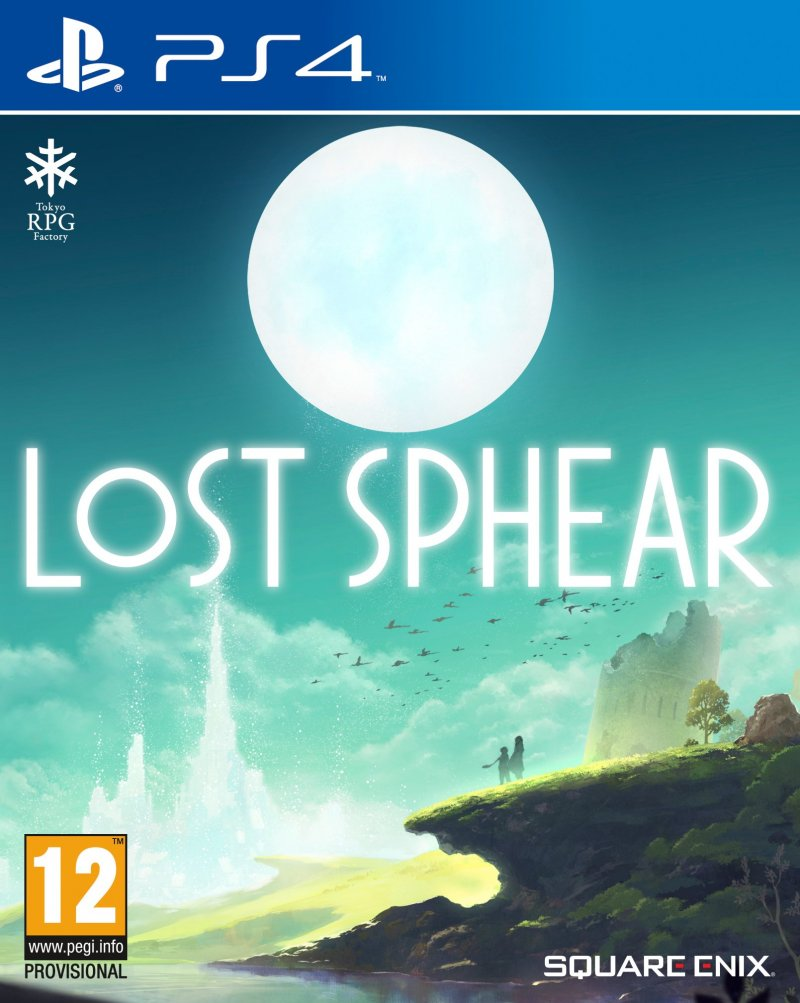 Image of   Lost Sphear - PS4