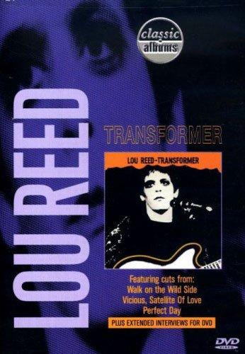 Billede af Lou Reed - Transformer - DVD - Film