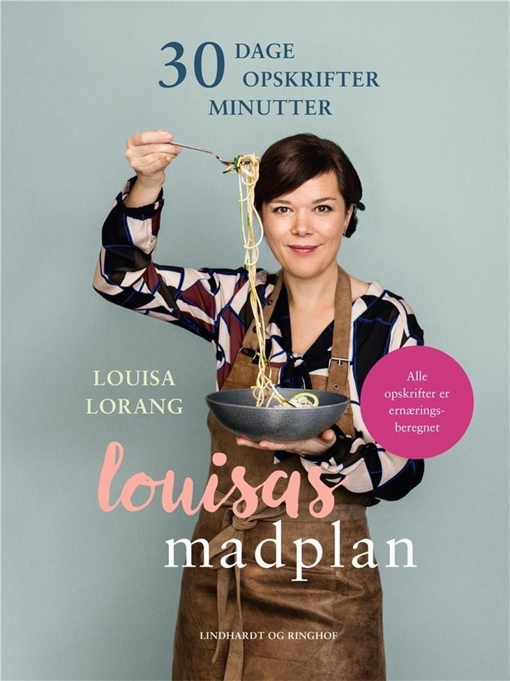 Louisas Madplan - Louisa Lorang - Bog