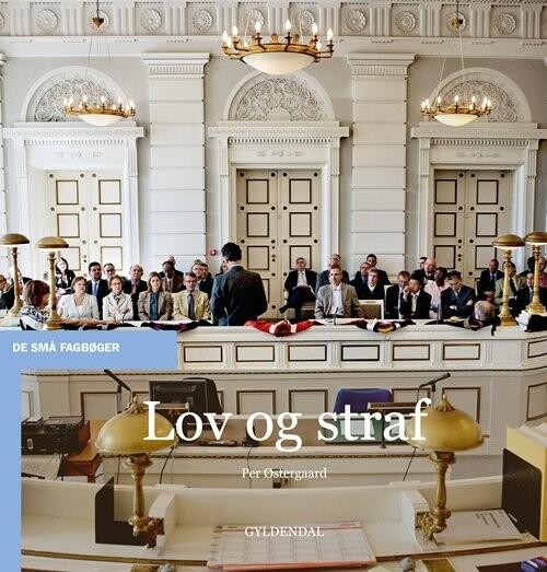 Lov Og Straf - Per østergaard - Bog