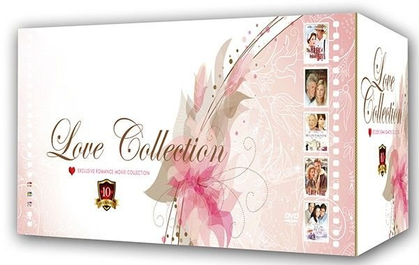 Image of   Love Collection - DVD - Film