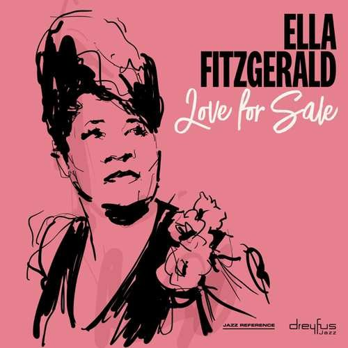 Image of   Ella Fitzgerald - Love For Sale - CD