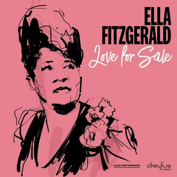 Image of   Ella Fitzgerald - Love For Sale - Vinyl / LP