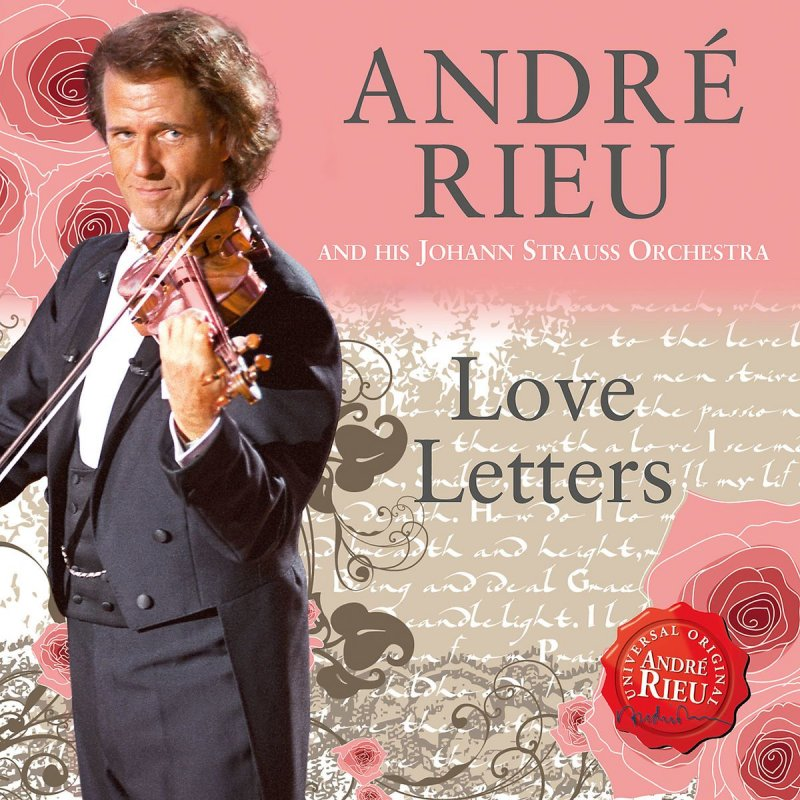 Image of   Andre Rieu - Love Letters - CD
