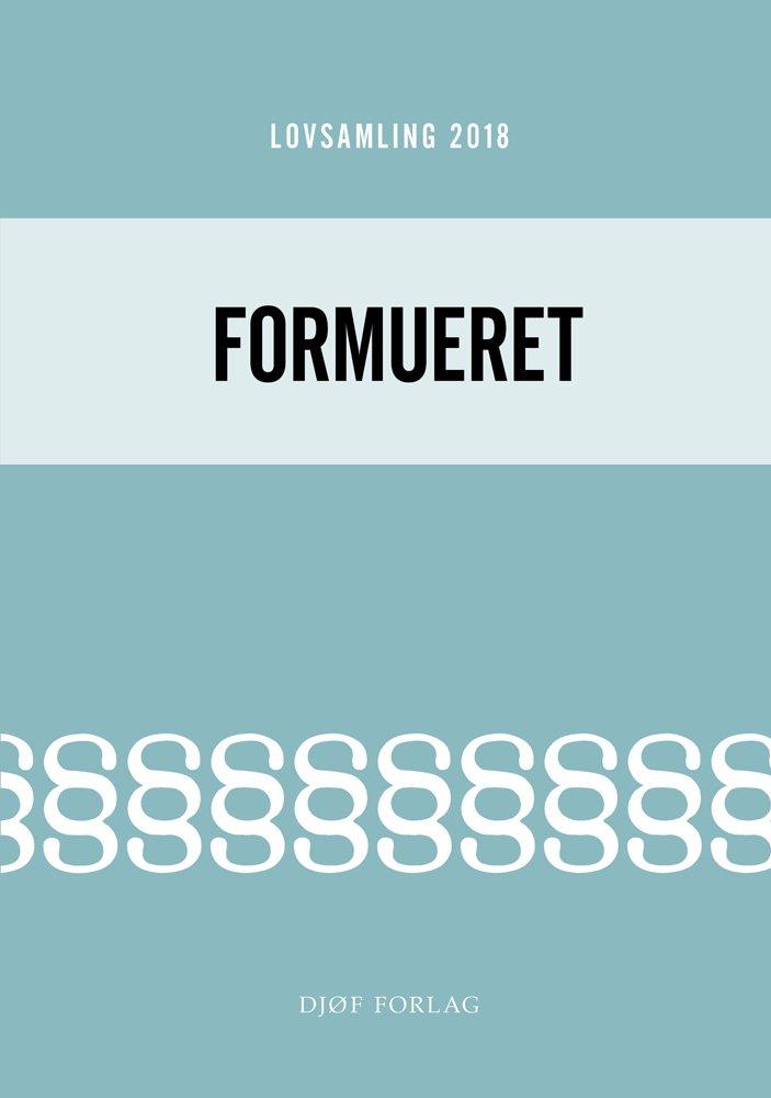 Image of   Lovsamling 2018 - Formueret - Jens Møller - Bog