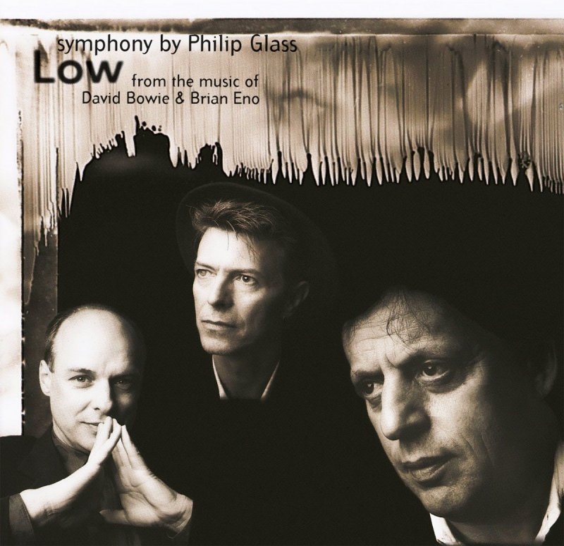 Image of   Philip Glass - Low Symphony - Vinyl / LP