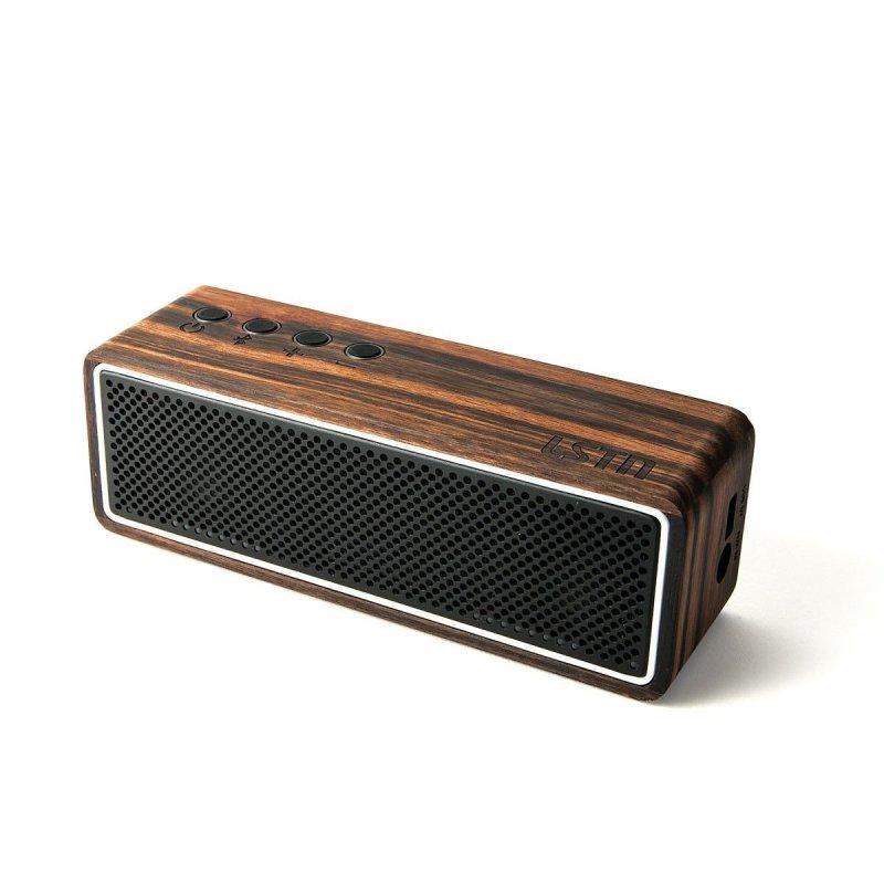 Lstn Apollo – Trådløs Bluetooth Højtaler – Ebony