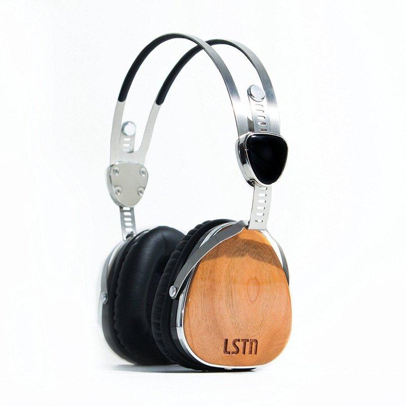 Billede af Lstn Troubadour Headphones - Beech
