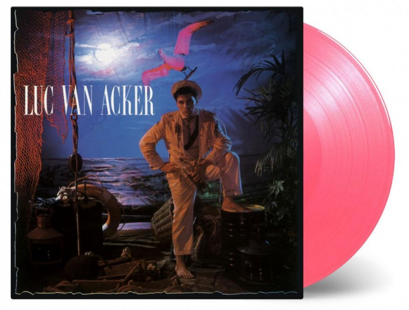 Luc Acker Van - The Ship - Colored Edition - Vinyl / LP