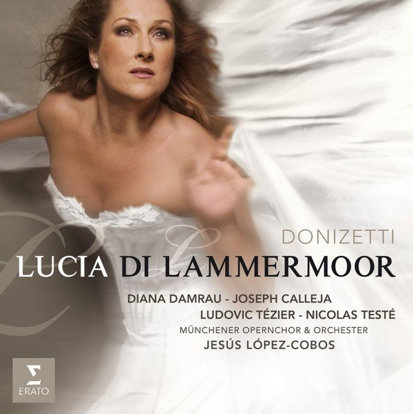 Image of   Diana Damrau - Lucia Di Lammermoor - CD