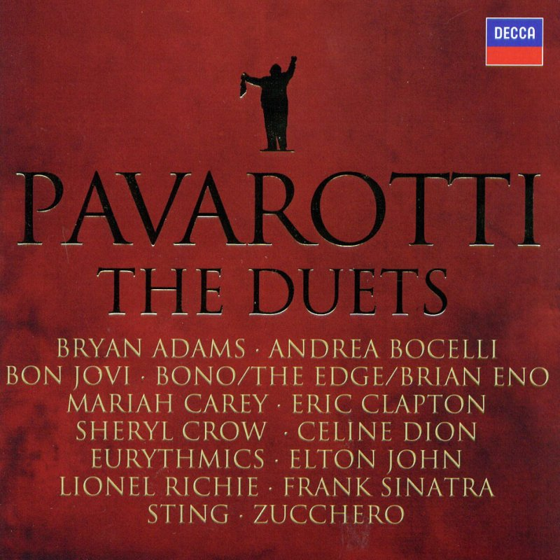 Image of   Luciano Pavarotti - Best Of Pavarotti & Friends - The Duets - CD