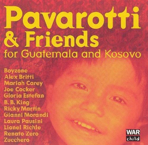 Image of   Luciano Pavarotti - Pavarotti And Friends (for The Children Of Guatamala & Kosovo) - CD