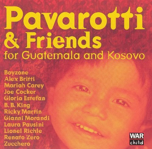 Billede af Luciano Pavarotti - Pavarotti And Friends (for The Children Of Guatemala & Kosovo) - CD