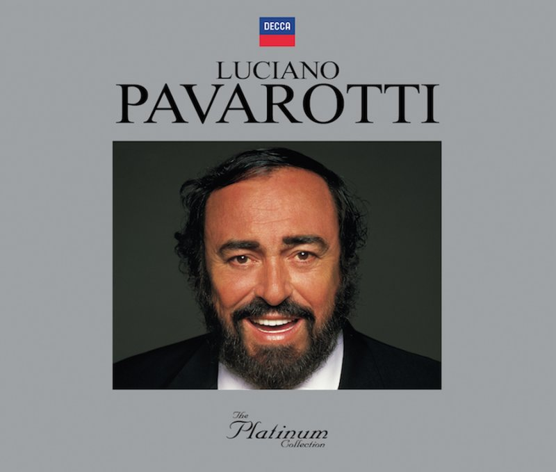 Luciano Pavarotti - The Platinum Collection - CD