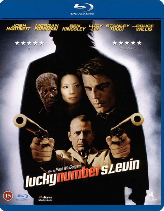 Image of   Lucky Number Slevin - Blu-Ray