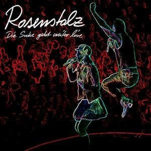 Image of   Rosenstolz - Die Suche Geht Weiter - Live - CD