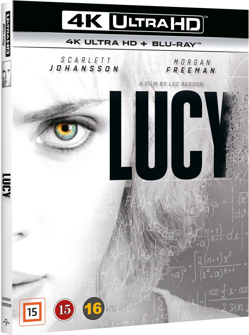 Image of   Lucy - 2014 - 4K Blu-Ray