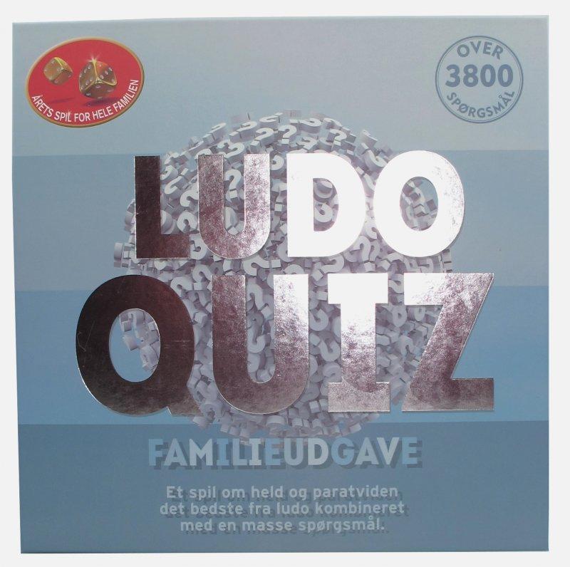 Image of Ludo Quiz - Familieudgave