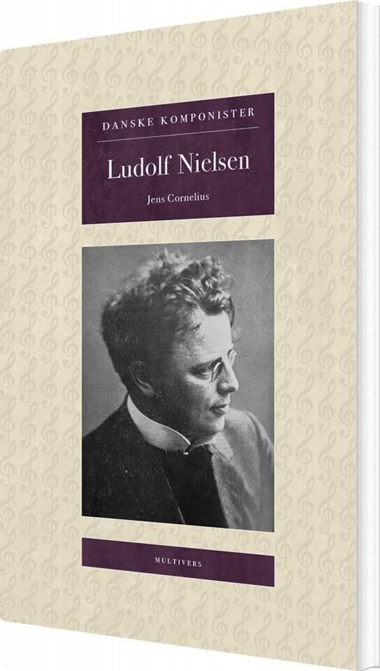 Image of   Ludolf Nielsen - Jens Cornelius - Bog