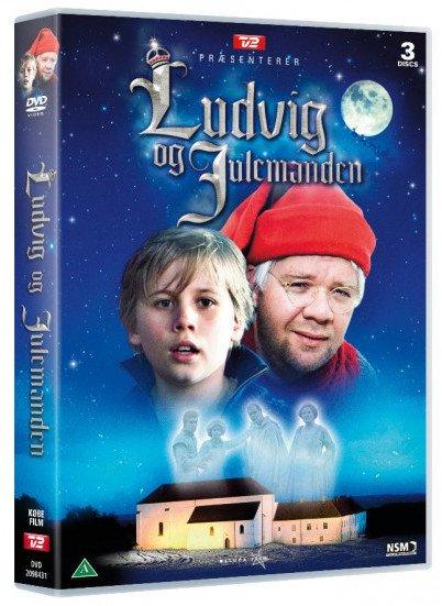 Ludvig Og Julemanden - Tv2 Julekalender 2011 - DVD - Tv-serie